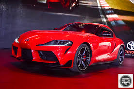 2020 Toyota Gr Supra Has Landed In Malaysia From Rm568 000