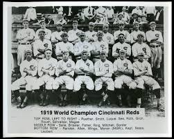 cincinnati reds controversial world series champions due to  1919 cincinnati reds controversial world series champions due to the chicago black sox gambling scandal