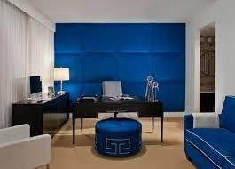 office blue. Carolyn Miller Interiros Modern-home-office Office Blue M