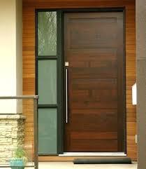 mahogany front door modern walnut epic wooden doors dark stain wood exterior black