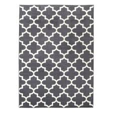 target grey rug fretwork rug at target a gray and white geometric area rug for the