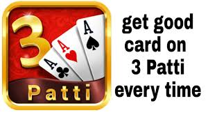 how to get good card on patti how to get good card on 3 patti