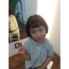 女の子カワイイ子供スタイル Begins Hair Kobeビギンズヘアコウベの