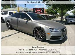audi a7 2014 custom. 2014 audi a7 quattro premium plus over 20k in upgrades custom audi custom d