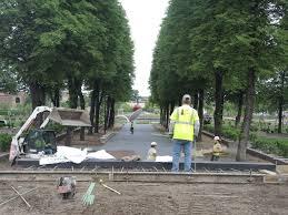 construction at the walker art center campuinneapolis sculpture garden courtesy of sarah cascone