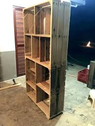 wooden crate shelves done 1 charming wood shelf wooden crate shelves milk shelf