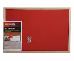 pin board for office. bisilque felt notice board 600x400mm fabric pin boards conference supplies u0026 presentation equipment office for f