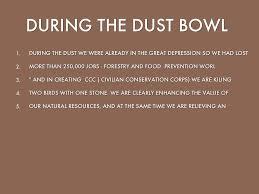 the dust bowl by jaidyn johnson 4