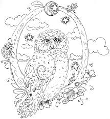 Mythical Creatures Coloring Pages Coloring Pages