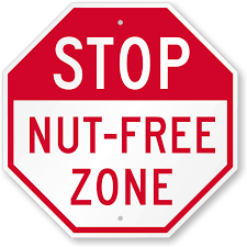 Image result for nut free
