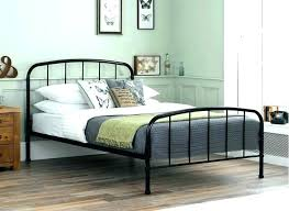 Rod Iron Bed Frame King Wrought Iron Beds Iron Bed Frames Full Size ...