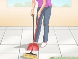 floor steam cleaner 3 ways to clean ceramic tile wikihow home design