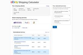 Usps Ebay Shipping Rates 2019 Chart How To Compare Shipping Rates 6 Apps To Find The Best