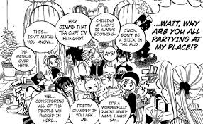 A Dream Within A Dream Fairy Tail Special Chapter Merry Christmas