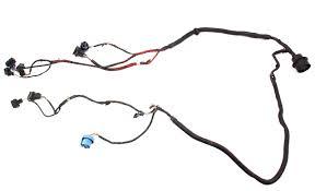 headlight wiring harness non fog 93 99 vw jetta golf cabrio mk3 product images