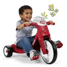 radio flyer tricycle recall radio flyer my first big flyer with lights sounds walmart com