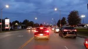 car driving down road. Plain Down To Car Driving Down Road O