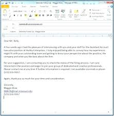 Brilliant Ideas Of Email To Send Cover Letter And Resumes Cover