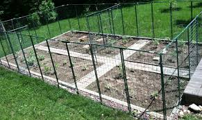 Small Picture Perfect Vegetable Garden Fence Design And Inspiration
