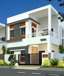 small modern homes | Beautiful 4 BHK contemporary modern simple ...