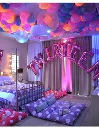 ideas to decorate room for birthday