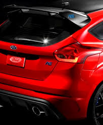 2018 ford focus rs. wonderful 2018 2018 ford focus rs limited edition option for north america to ford focus rs t