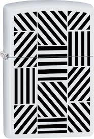 <b>Зажигалка Zippo</b> Classic <b>214 Abstract</b> (белый)