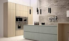 Brilliant Modern Contemporary Italian Kitchen Furniture Design View In Gallery Unique Composition Witha And Innovation Ideas