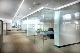 glass partition walls interior glass partitions interior tech glass partition walls for office cost