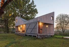 low energy wooden house zilvar in eastern bohemia 11