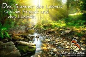 Der Sommer Des Lebens Schöne Sprüche