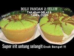 Cara membuat kue bolu sarang semut karamel : Resep Bolu Pandan Lembut Tanpa Timbangan Youtube Pandan Cake Bolu Food