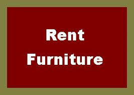 furniture for rent