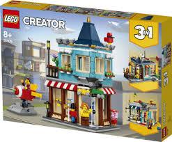 <b>LEGO Creator 31105</b> Городской магазин игрушек, LEGO <b>31105</b> в ...