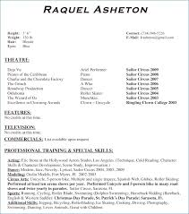 Audition Resume Template Enchanting Theatre Audition Resume Template Audition Resume Template Resume