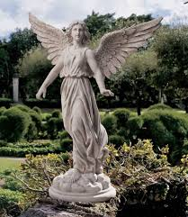 garden angel statues. Angel Of Patience Sculpture Garden Statues R