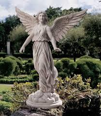 angel of patience sculpture