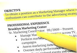 Resume Objective Tips Resume Objective Tips Writing Resume Objective Good General Resume 53