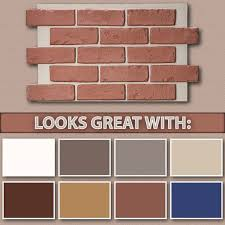 Small Picture Best 20 Brick house colors ideas on Pinterest Painted brick