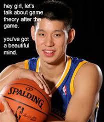 Tumb'Lin: Jeremy Lin Officially Hot Enough for 'Hey Girl' Meme on ... via Relatably.com