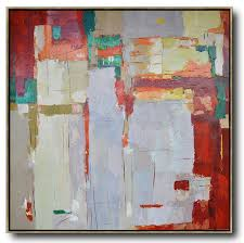 original abstract painting extra large