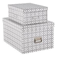 Stacking Boxes Decorative Decorative Storage Boxes Fabric Baskets Closet Clothes Boxes 32