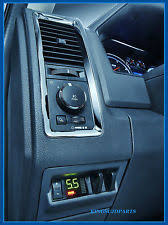 car truck trailer brakes new 2010 2012 dodge ram integrated electronic trailer brake controller mopar oem