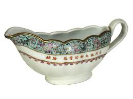 eclectic combinations of various techniques appear in decoration of porcelain items le glaze use with painting in cobalt sang de boeuf glaze