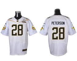 Jersey 36315 Peterson White 28 Minnesota Fashion Adrian 6359c Game Line Closeout Pro Vikings