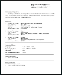 Teacher Skills For Resume Beauteous The Resume Writing For Freshers Teachers Socialumco