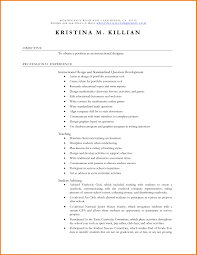Long Term Substitute Resume Free Resume Example And Writing Download