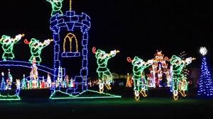 Ocean City Christmas Lights Inlet Ocean City Md Nov 23 2013 Winterfest Of Lights
