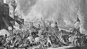 Справки Московский пожар года Историческая справка Московский пожар 1812 года Историческая справка