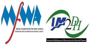 and imdh call on haac to rescind its decision to close down the media foundation for west africa and the l institut des meacutedias pour la deacutemocratie et les droits de l homme im2dh in togo are concerned about